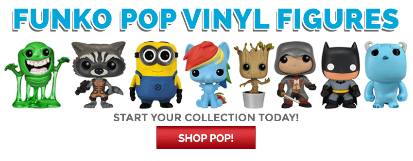 Funko Pop Vinyl Figures: Start Your Collection Today