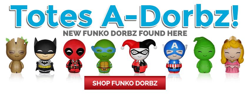 Shop Funko Dorbz