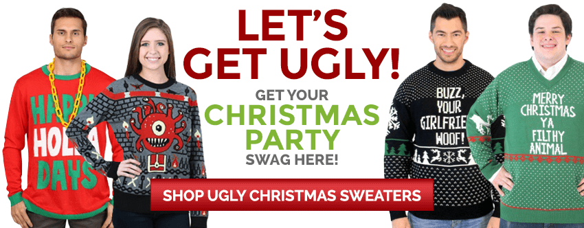 Shop Ugly Christmas Sweaters
