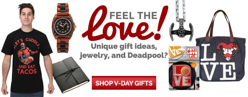 Shop V-Day Gifts
