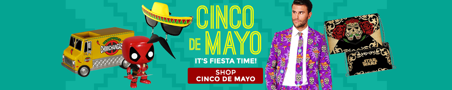 Cinco De Mayo - It's Fiesta Time!