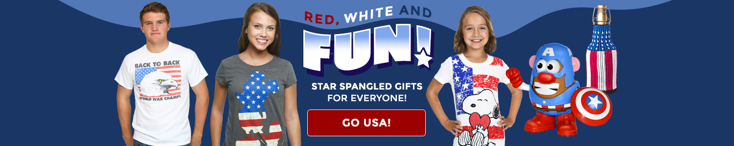 Star Spangled Gifts for Everyone!