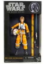 "Star Wars Black Series Luke Skywalker 6"" Figure"