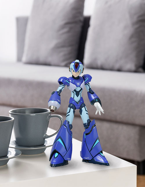 True Force Mega Man