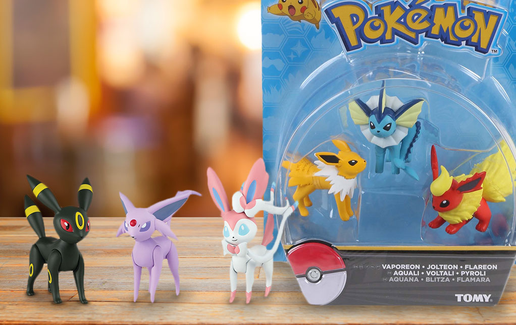 Eevee Action Figures