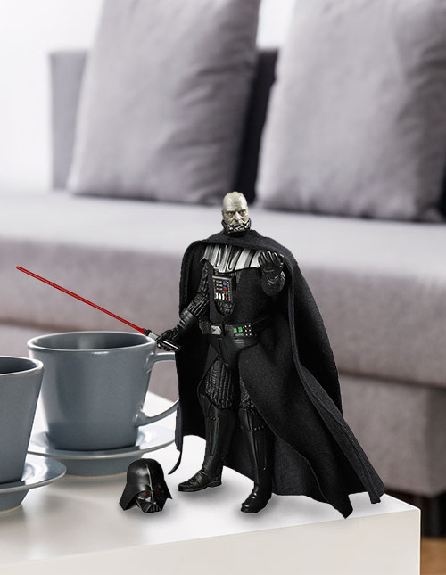 Darth Vader Black Series Figure