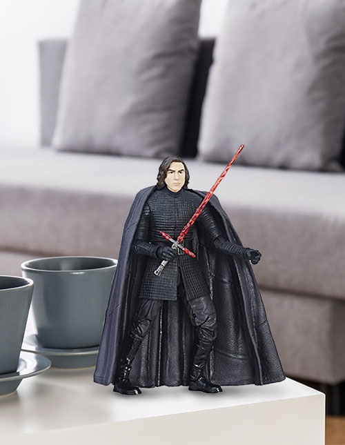 Kylo Ren Black Series Figure