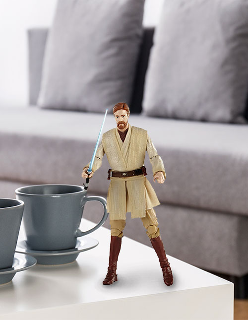 Obi-Wan Black Series Figure