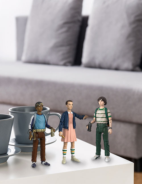 Stranger Things Figures