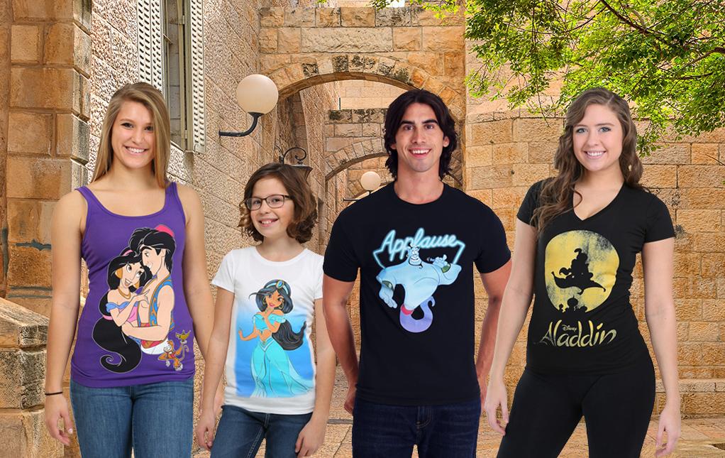 Aladdin T-Shirts