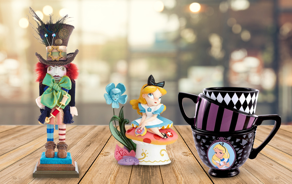 Unique Alice in Wonderland Gifts