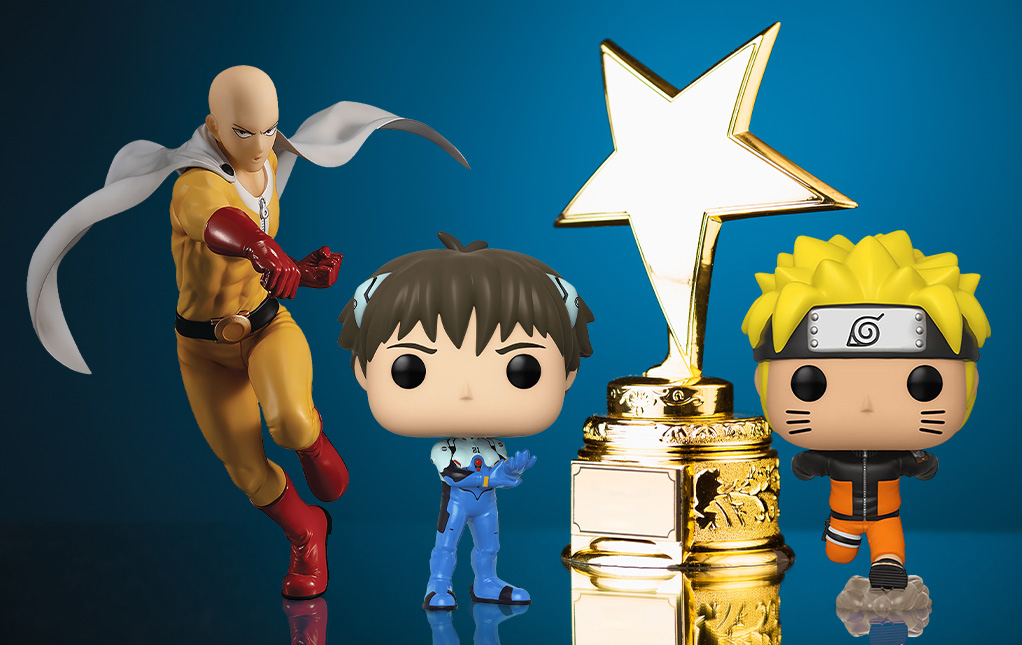 Anime Figure Collection