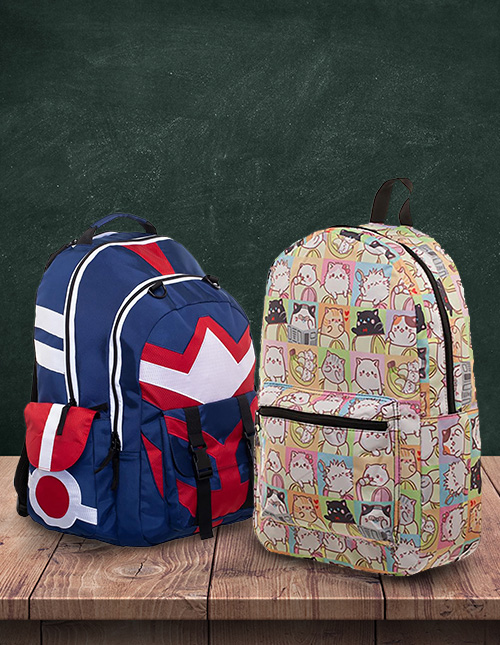 Anime Backpacks