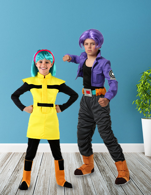 Anime Costumes for Kids