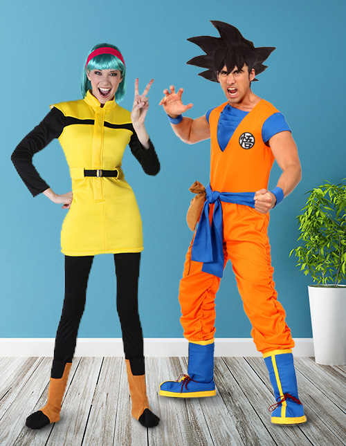 Anime Costumes for Couples