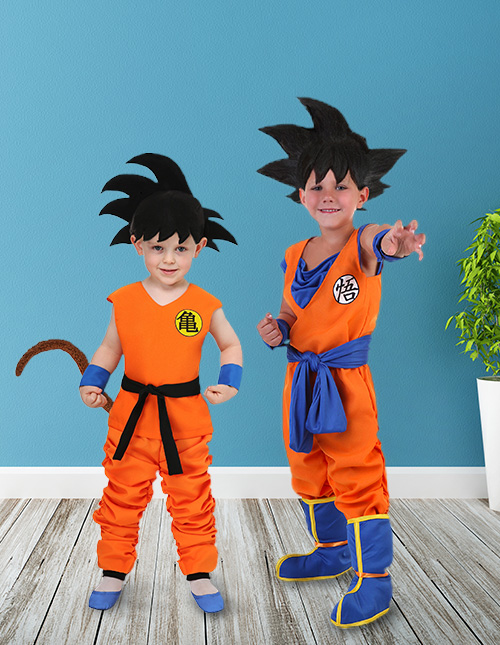 Toddler Anime Costumes