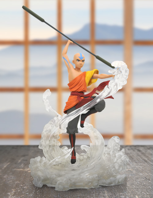Avatar The Last Airbender Action Figures