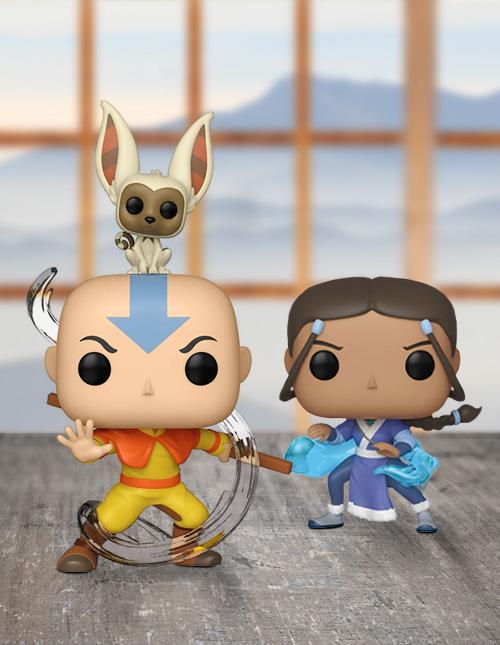 Avatar The Last Airbender Funko Pops