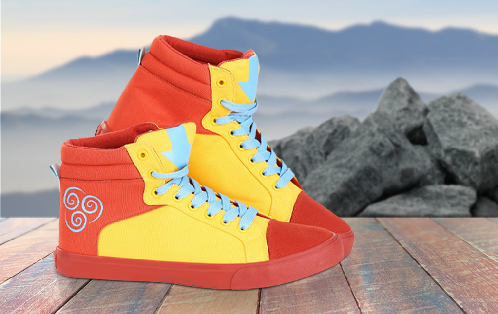 Avatar The Last Airbender Shoes