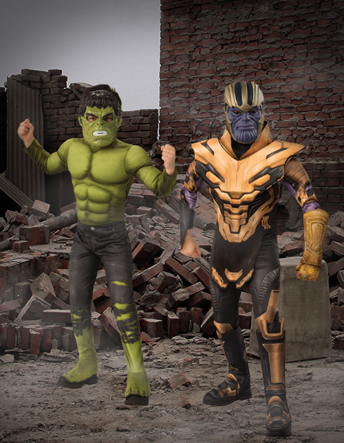 Avengers Costumes for Kids