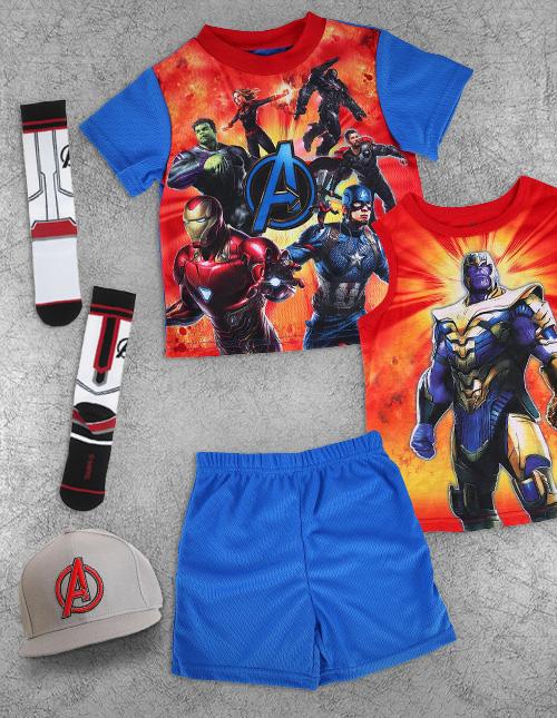 Avengers Endgame Clothing