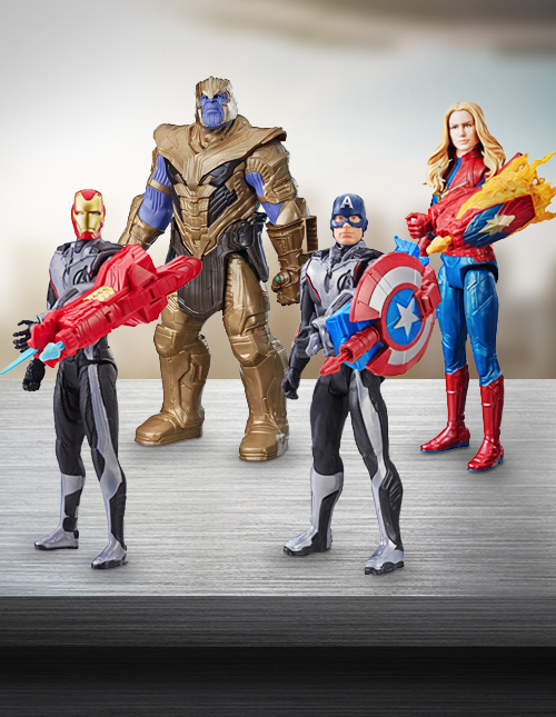 Avengers Endgame Collectibles