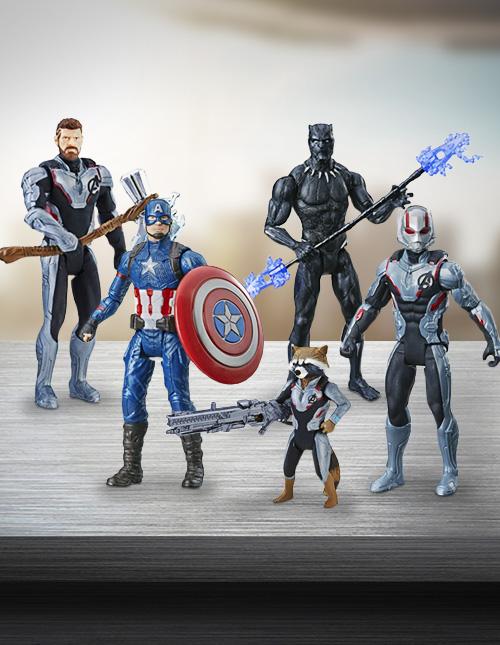 Avengers Endgame Figures