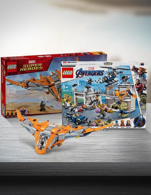 LEGO Avengers Playsets