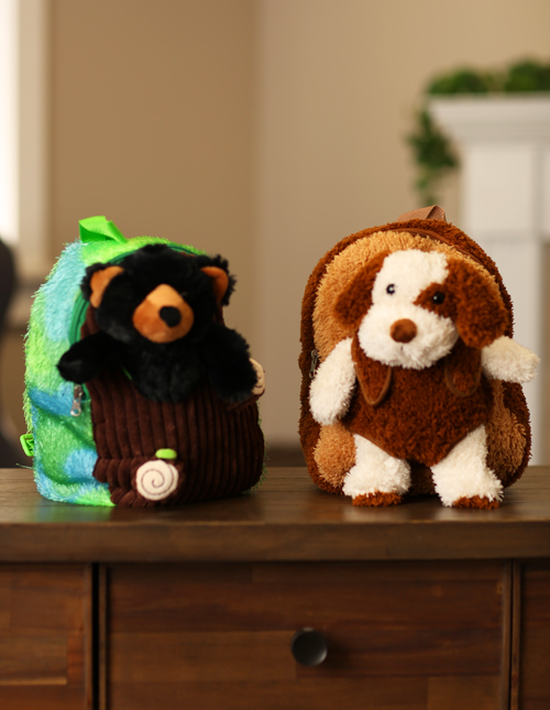 Animal Backpacks for Kids