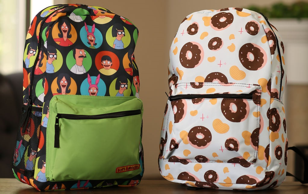 Fun and Funny Backpacks
