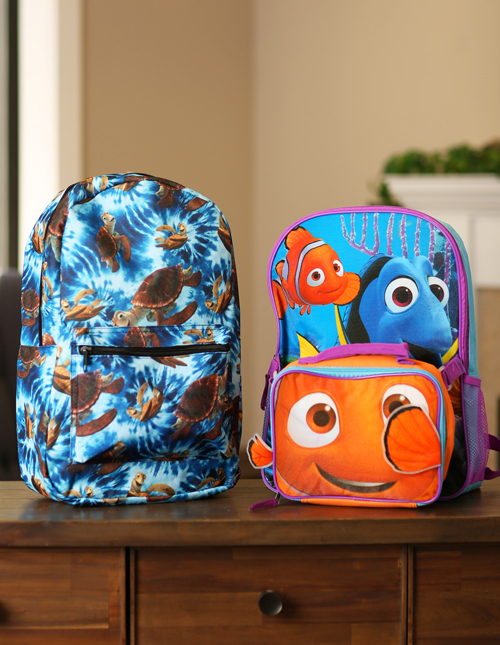 Finding Nemo Backpacks for Kids