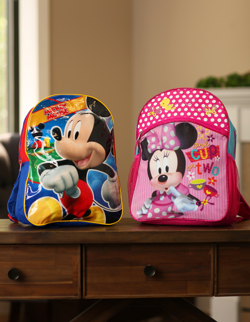 Mickey Mouse Backpacks for Kids