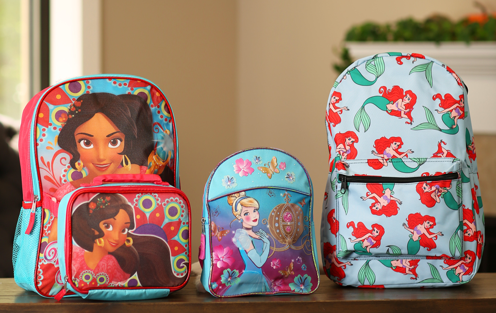 Princess Backpacks for Kids