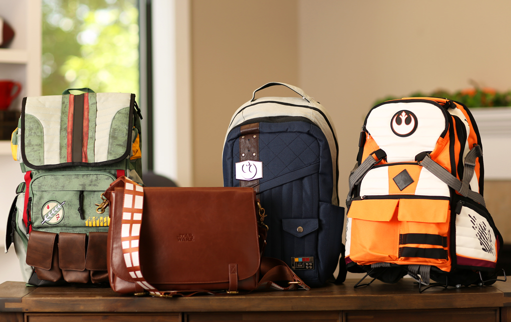 Star Wars Book Bags