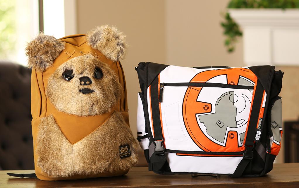 Star Wars Messenger Bags
