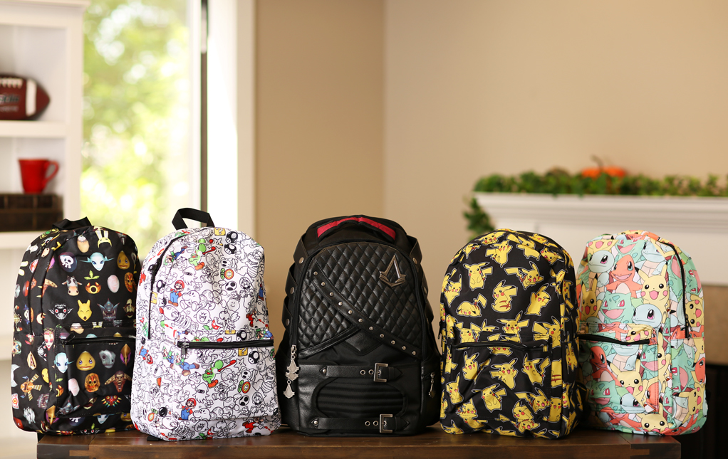 Video Game Backpacks