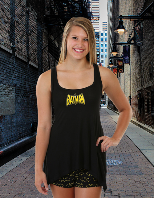 Batman Tank and Shorts Set