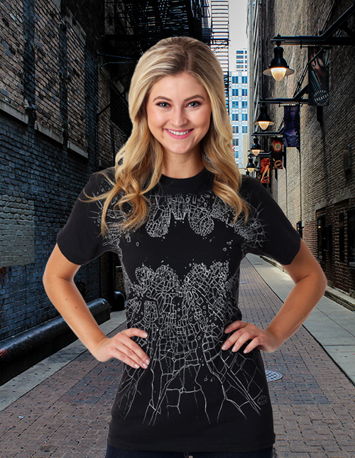 Womens Batman Shirt