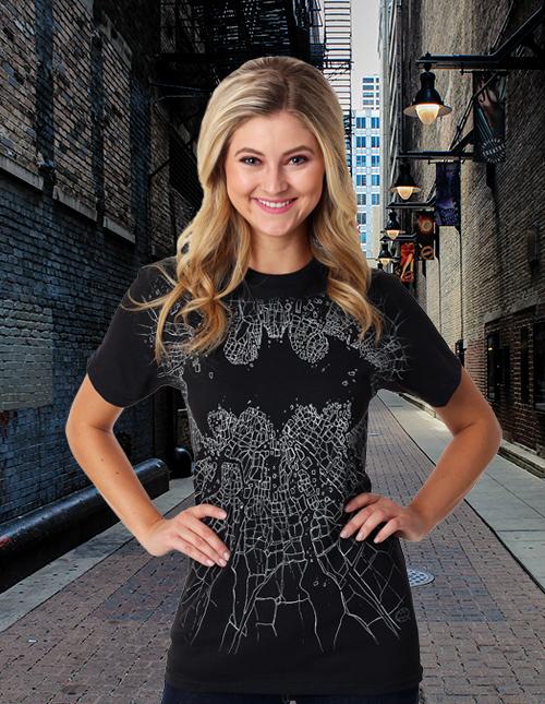 Womens Batman Shirt