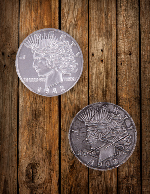 Batman Two-Face Coin Replica