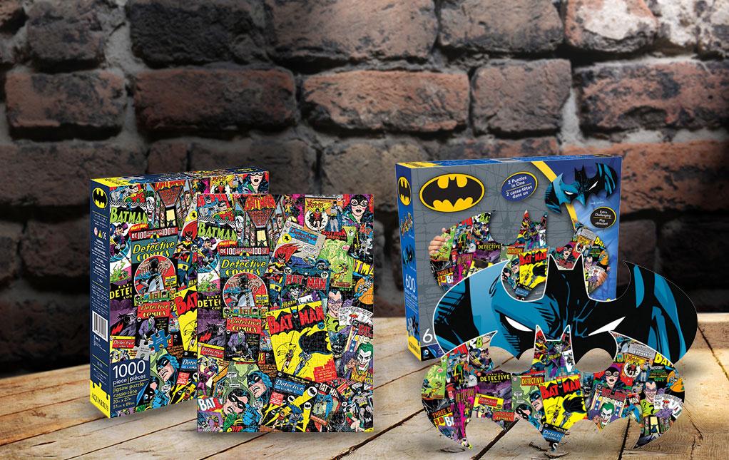 Batman Puzzles