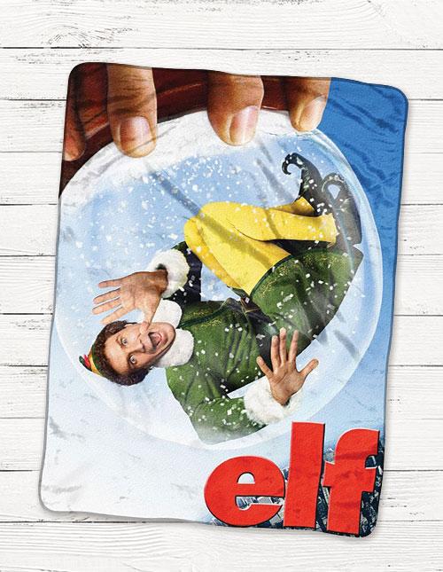 Elf Buddy Throw