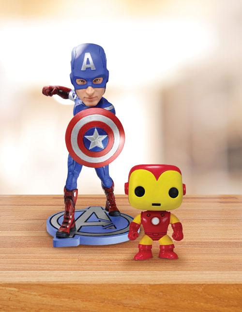 Avengers Bobbleheads