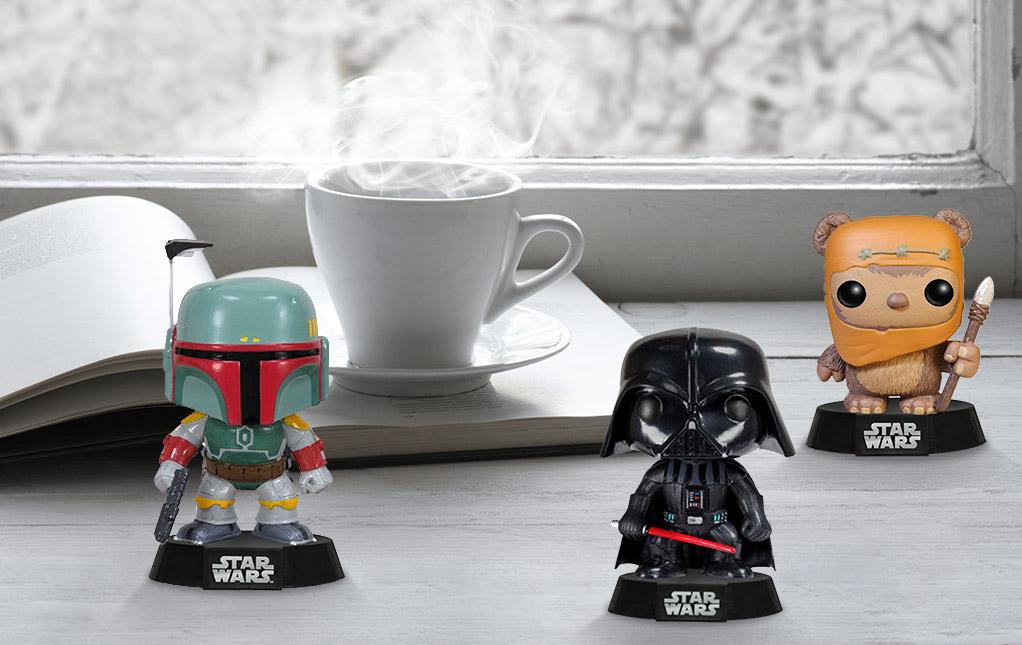 Classic Star Wars Bobbleheads
