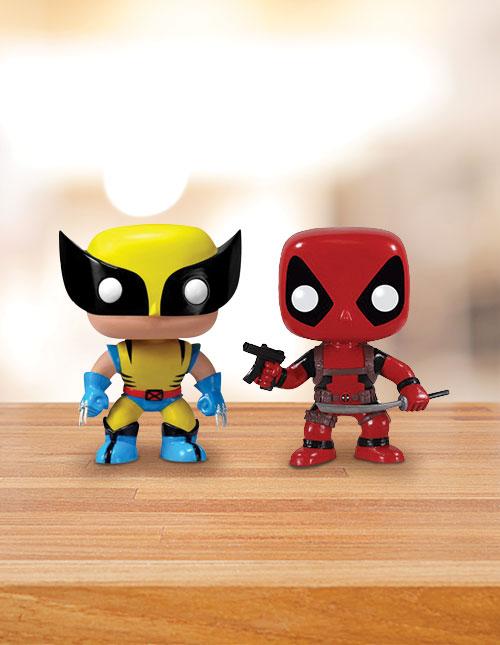 X-Men Bobbleheads