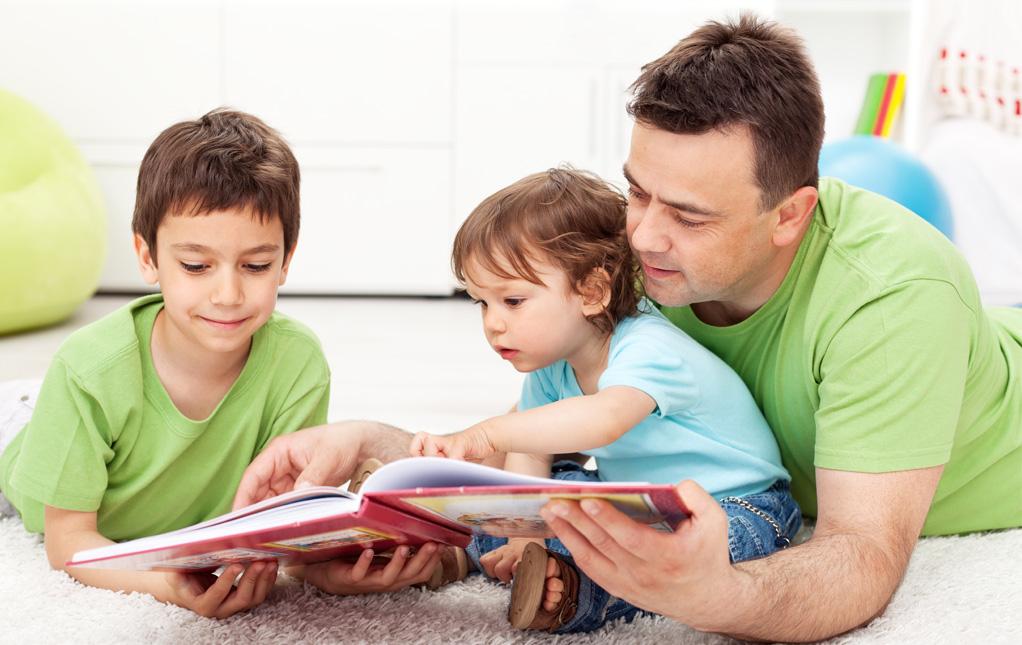 Kid's Reading Books