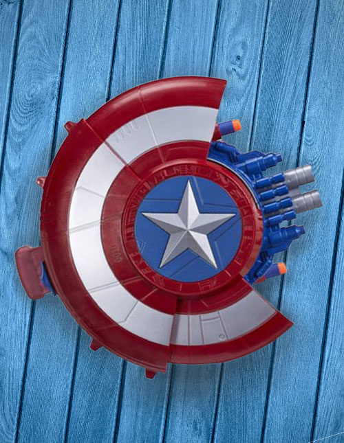 Captain America Shield Blaster