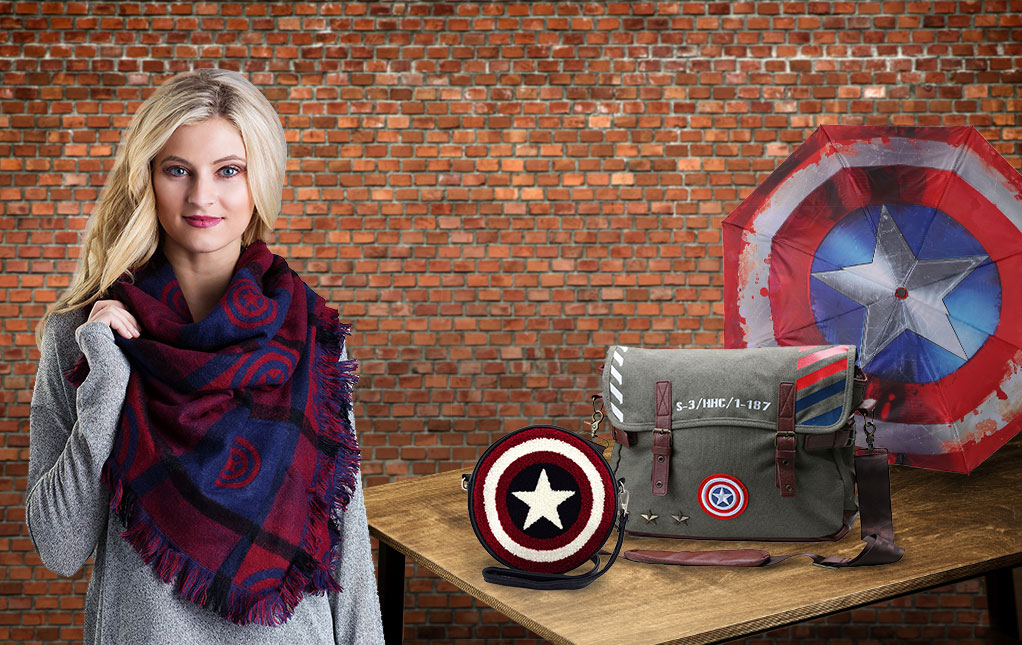 Captain America Accessories