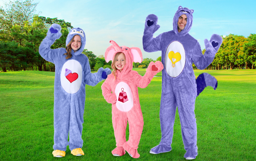Care Bear Cousins Costumes