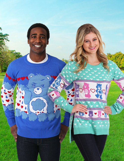 Care Bear Sweaters